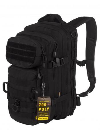 Рюкзак Тактический SMALL ASSAULT II, GONGTEX, 25 литров, цвет Черный (Black)