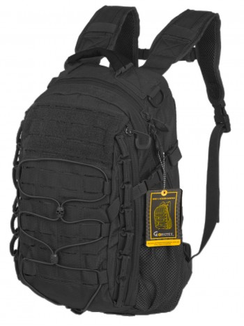 Рюкзак Тактический GONGTEX GHOST II HEXAGON BACKPACK, арт 0423,  цвет Черный (Black)
