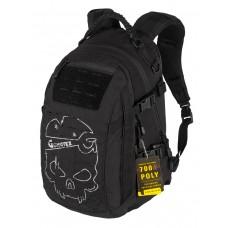 Рюкзак Городской, Тактический, GONGTEX MISSION PACK, 30 литров, арт 0424, цвет Черный (Black)