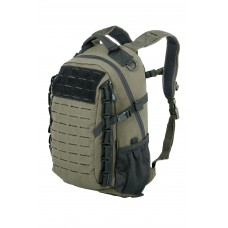 Рюкзак Тактический GONGTEX GHOST COLOR BACKPACK, 22,5 л, арт 0442, цвет комб. Черный/Оливковый (Black/Olive)