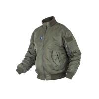 Куртка Пилот мужская (бомбер), осень-зима, 762 Armyfans GD056A, цвет Оливковый (Olive)