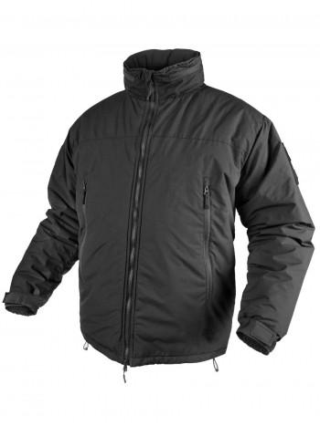 Куртка мужская тактическая LEVEL 7, GONGTEX, зима, цвет Черный (Black)