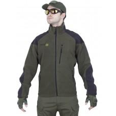 Флисовая куртка Tactical Fleece Jacket, Tactica 762, арт 1381, цвет Олива (Olive)