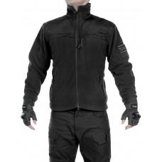 Куртка флисовая мужская GONGTEX Hexagon Tactical Fleece Jacket, арт 016, цвет Черный (Black)