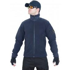 Куртка флисовая мужская GONGTEX LIBERTY FLEECE JACKET, арт 1382, цвет Темно-синий, Нави (Navi)