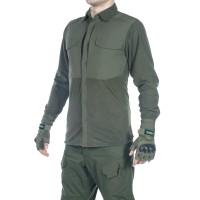 Рубашка флисовая мужская утепленная GONGTEX Superfine Fleece...