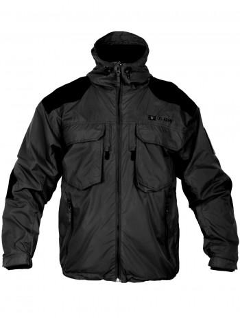 Тактическая мужская куртка, US Army, Tactica 762, арт A035, цвет Черный (Black)
