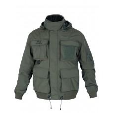 Тактическая мужская куртка Пилот (Bomber) Air Force, Tactica 762, арт 053, цвет Олива (Olive)