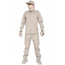 Костюм тактический летний Tactical Series, 762 Armyfans, арт 0890, цвет Песочный (Sand)