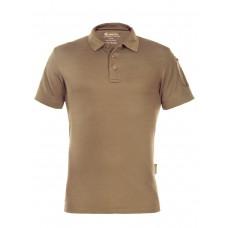 Поло мужское (футболка) Gongtex Performance Polo Shirt, цвет Койот (Coyote)