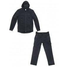 Тактический костюм Софтшелл Softshell Tactical Gear, до -10С, цвет Черный (Black)