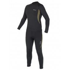 Термобелье 5.11 Functional Underwear, 90% Полиэстер,10% Спандекс, арт 8073, цвет черный (Black)