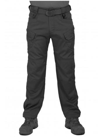 Легкие тактические нейлоновые брюки Tactical Pants, 726 ARMYFANS, арт 1205, цвет Черный (Black)