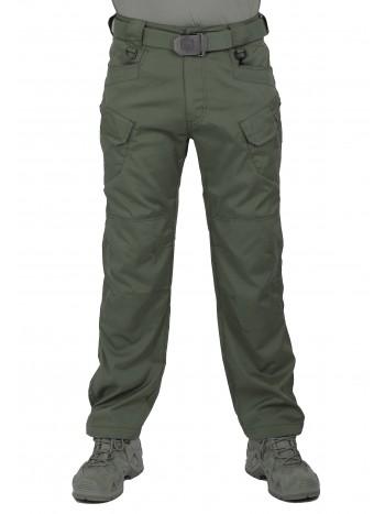 Легкие тактические нейлоновые брюки Tactical Pants, 726 ARMYFANS, арт 1205, цвет Олива (Olive)