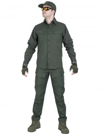 Костюм тактический летний Tactical Series, 726 GEAR, арт 0891, цвет Олива (Olive)