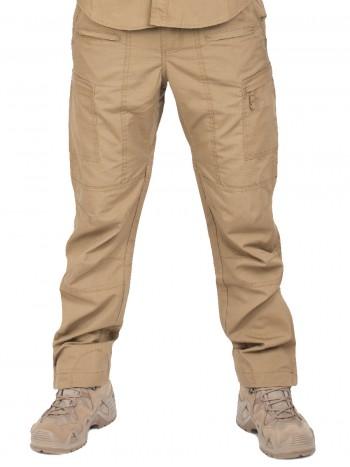 Летние тактические брюки Tactical Pro Pants, 726 ARMYFANS, арт 1210, цвет Койот (Coyote)