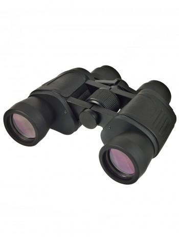 Мощный бинокль для охоты и туризма Breaker 28x40, цвет Черный (Black)