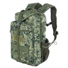 Рюкзак тактический Pilot Tactical Pack, Tactica 7.62, 20 л, арт 636, цвет Цифровой зеленый (EMP)