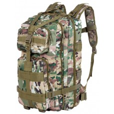Тактический рюкзак Silver Knight, арт 3P, 33 л, Мультикам (Multicam)
