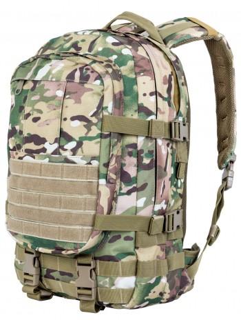 Рюкзак Тактический Carrier, 19л, арт 646, цвет Мультикам (Multicam)