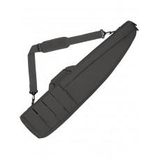 Чехол оружейный с лямкой (ружейный чехол - папка), 98 см, арт PB-112, цвет Черный, Black