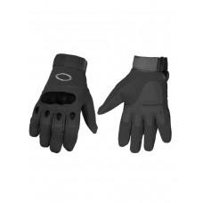 Тактические перчатки полнопалые , Factory Pilot Gloves, арт OK-324, цвет Черный (Black)
