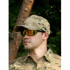 Тактическая кепка бейсболка 5.11 Tactical Ripstop , цвет Мультикам (Multicam)