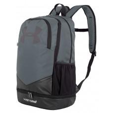 Рюкзак Городской, Спортивный UnderArmour Storm, 32 литра, цвет Черный/Серый (Black/Gray)