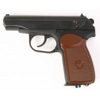 Пневматический пистолет МР-654К-20 (ПМ Макарова) cal 4,5 мм