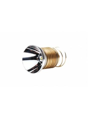 Лампа CREE L66G для тактических фонарей NexTORCH T6A, Z6, GT6A (200 люмен, зеленый)
