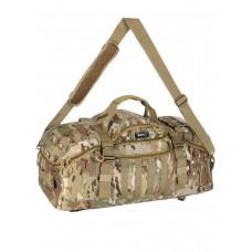Тактический рюкзак сумка (баул) Gongtex Traveller Duffle Backpack, 55 л, арт 0308, цвет мультикам (Multicam)