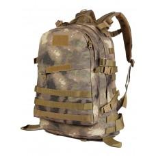 Рюкзак Тактический PATRIOT РТ-028, Tactica 7.62, 40 литров, цвет Атакс Степь,  A-TACS AU