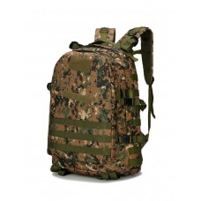 Рюкзак Тактический PATRIOT РТ-028, Tactica 7.62, 40 литров, цвет Марпат, MARPAT