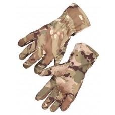 Перчатки тактические Softshell Tactical Gloves, Waterproof (для влажной и холодной погоды), цвет Multicam (Мультикам)