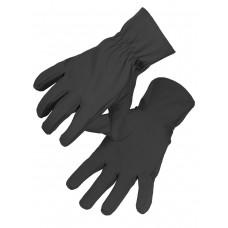 Перчатки тактические Softshell Tactical Gloves, Waterproof (для влажной и холодной погоды), цвет Черный (Black)