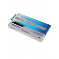 Набор для чистки пневматики калибра 4,5 мм,  шомпол, 2 ерша, вишер, арт 7175-6 (4,5мм)