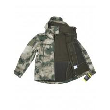 Тактическая куртка софтшелл Softshell Tactical Jacket