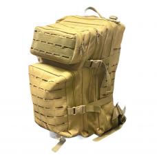 Рюкзак тактический LEGIONER aрт. 916, на 40 литров цвет песочный