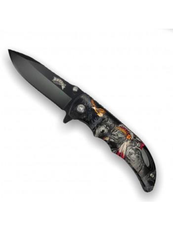 Нож складной Frost HF814B