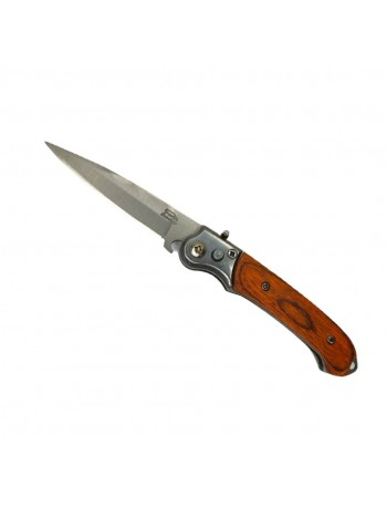 Нож выкидной stainless A049