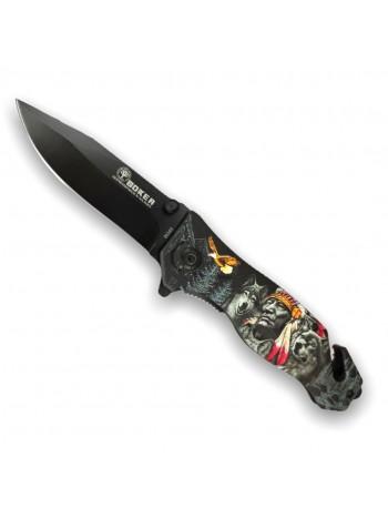 Нож складной Boker B049 индеец