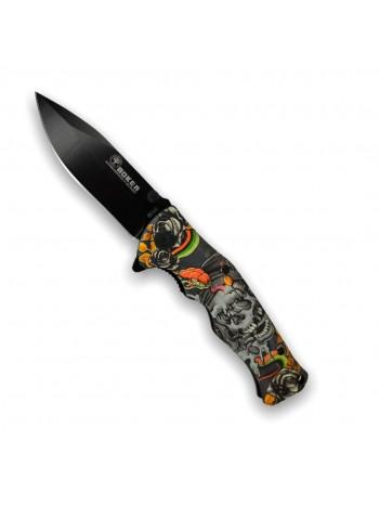 Нож складной Boker B048 snake rose