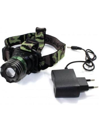 Налобный фонарь P-6801