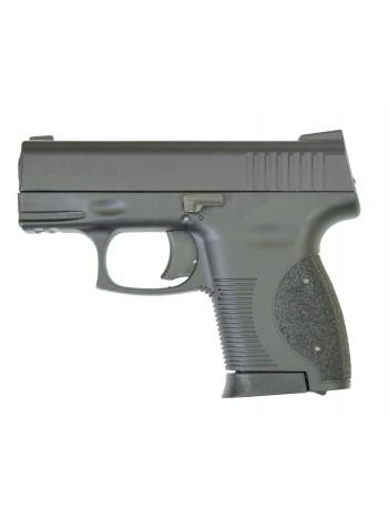Охолощенный пистолет Валера Kurs кал.10ТК цвет черный