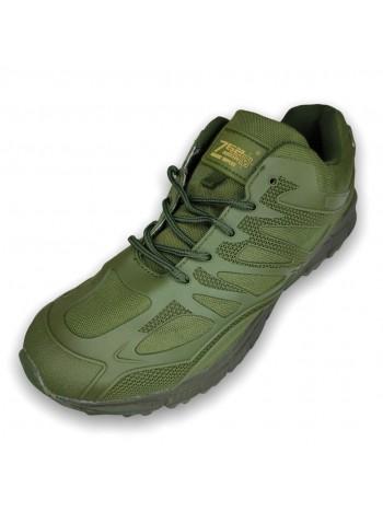 Кроссовки тактические Tactica 7.62 сетка, цвет зеленый