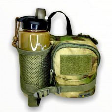 Тактическая сумка GONGTEX, 4.5 литра, арт. 00377 цвет Атакс (A-TACS)