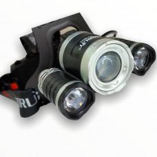 Налобный фонарь P-3002YB