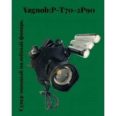 Налобный фонарь P-T70-2P90