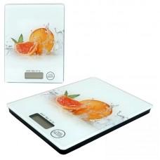 Весы кухонные Kitchen Scale грейпфрукт до 5 кг