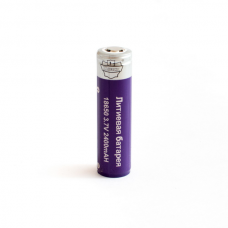 Литиевая батарея Поиск 18650, 3.7V 2400mAH, арт. YB-7